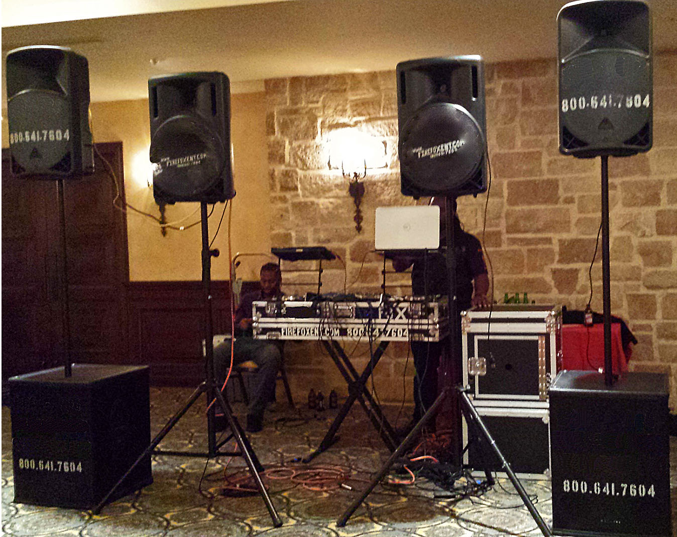 Dj Sound System Event Lighting